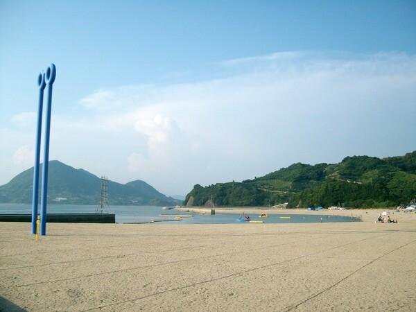 瀬戸田サンセットビーチ その1