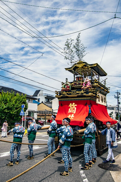 【好きなもの】筒井町天王祭
