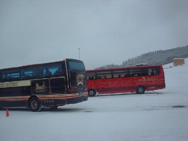 【赤】バス