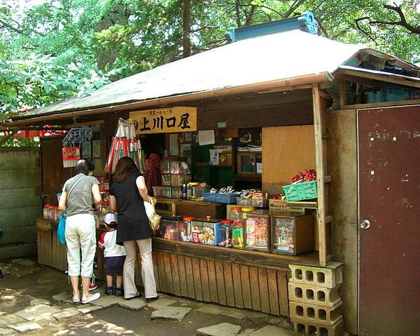 池袋の駄菓子屋