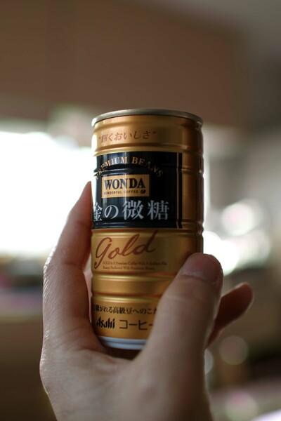 缶coffee