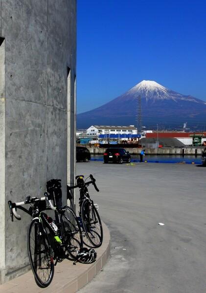 富士の見えるトイレ