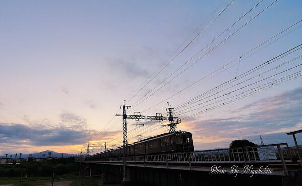 阪急桂川橋りょう