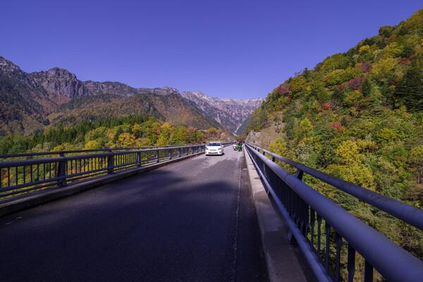 北アルプス大橋