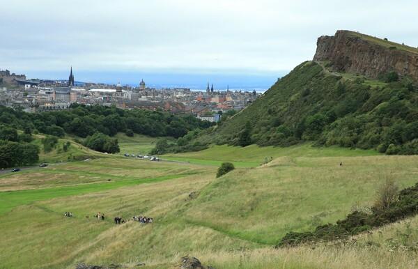 スコットランドの首都
