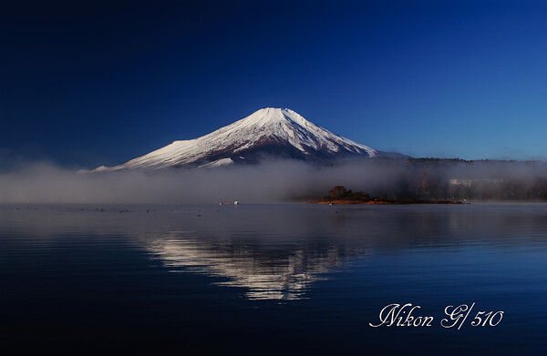 11/23の富士山