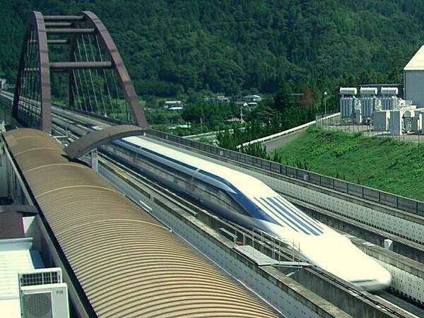リニア中央新幹線 MLX01