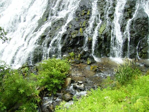 【夏の涼】滝