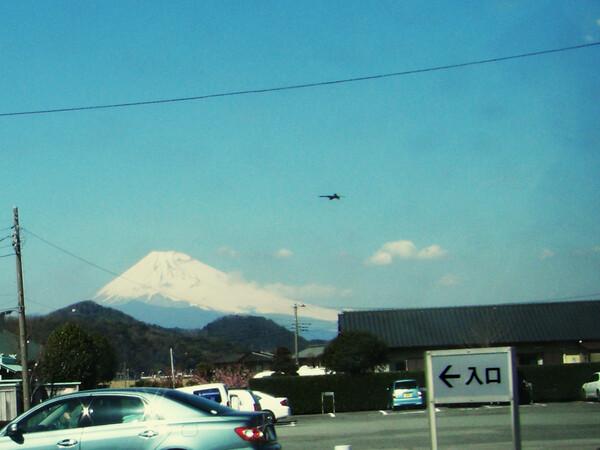 (わびさび)富士山