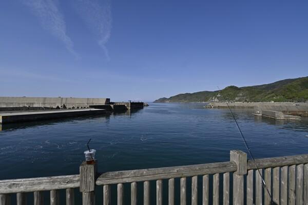 堅苔沢漁港