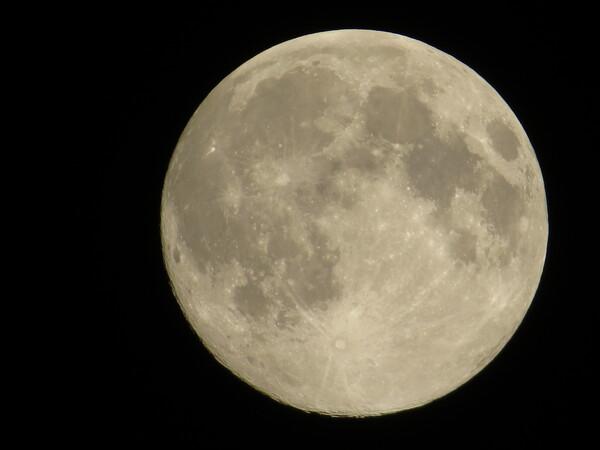 地球に1番近い満月