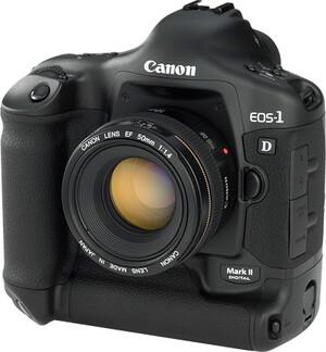 EOS-1D Mark II