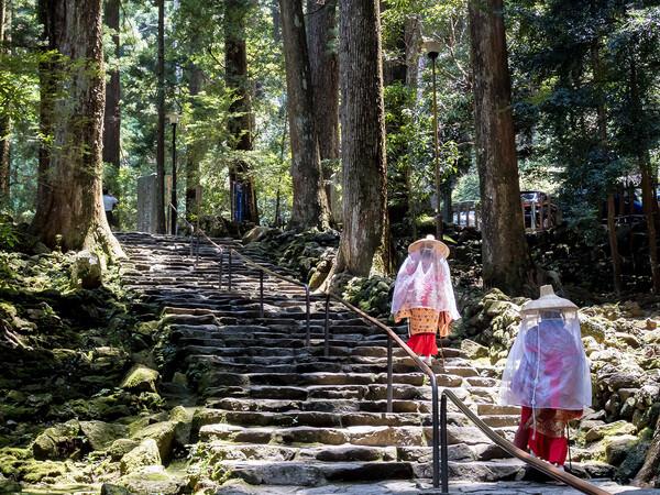 熊野古道をゆく~