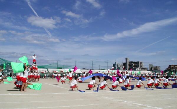 高校の体育祭♪