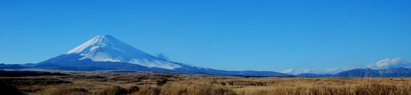 パノラミック霊峰富士