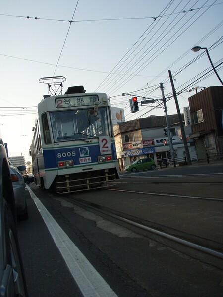 函館の電車2