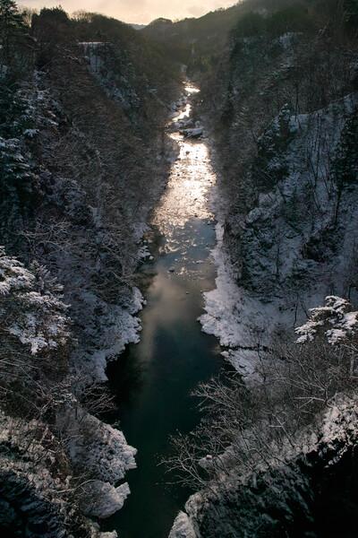 広瀬川上流