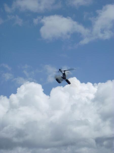 ヘリーコプター