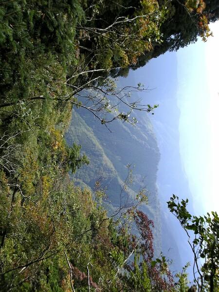 大普賢岳に行ってきました。