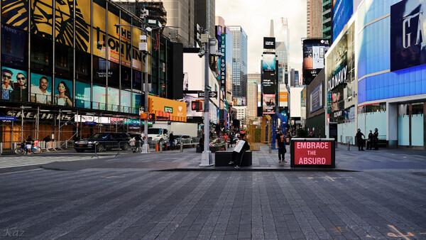 NYC Under Corona Pandemic 13