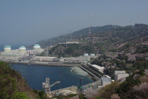 四国電力伊方原子力発電所