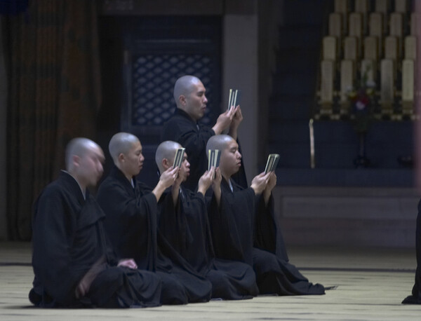 お寺シリーズ(3)