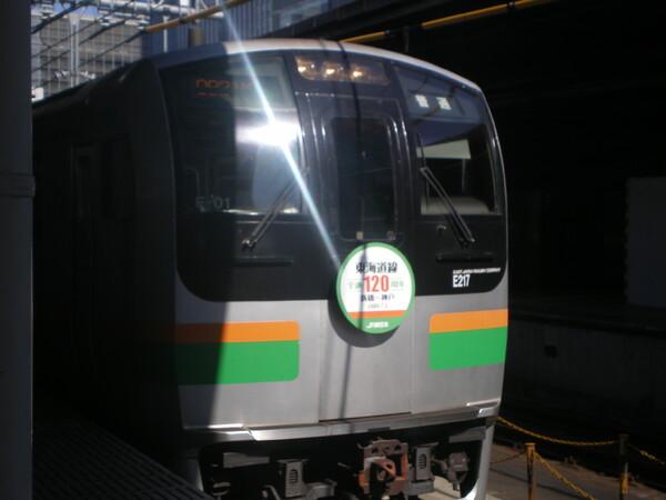 東海道のE217