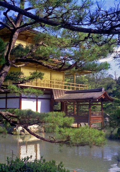 【日本】金閣寺
