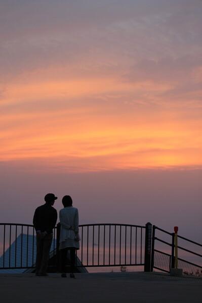 長崎旅行・道の駅夕陽が丘「そとめ」