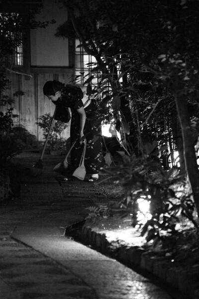 祇園の始動