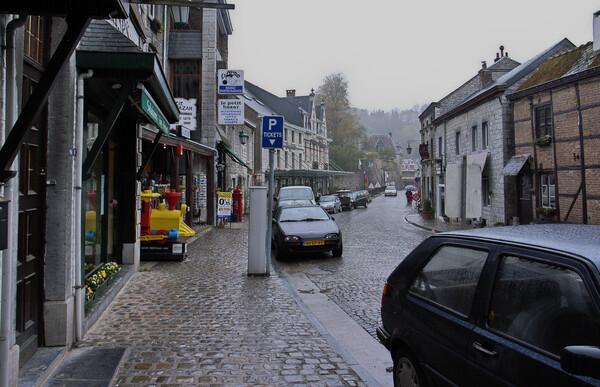 ベルギーGR
