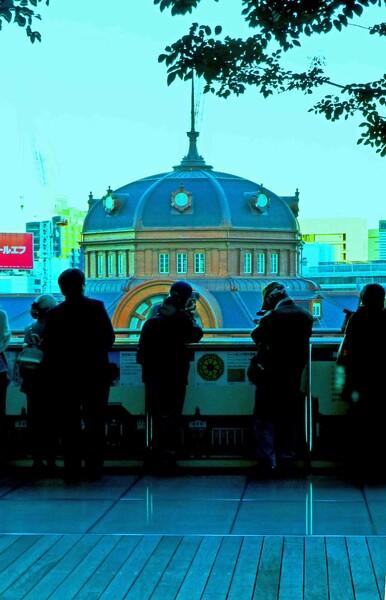 『 新東京駅 』
