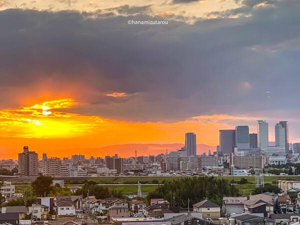 【夏】2021/07/25 日の出
