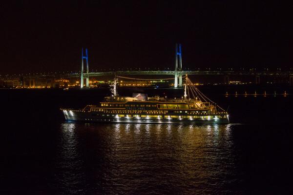 横浜港_夜景