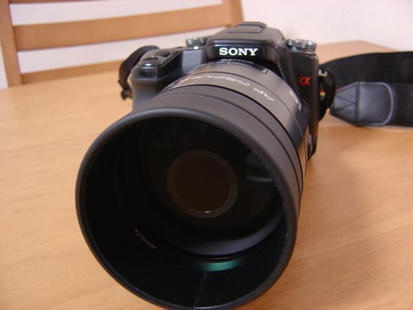 AF REFLEX 500mm F8 改