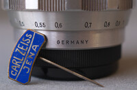 Flektogon 35mm F2.8 (白鏡胴)