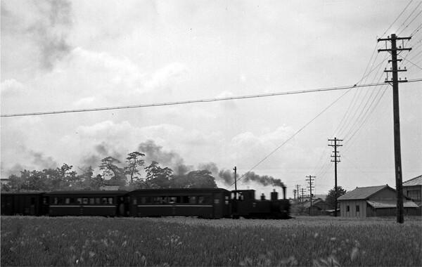軽便鉄道のSL
