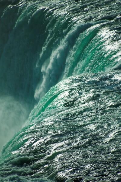 【縦画像】Niagara Falls