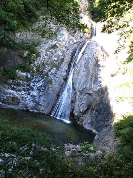神戸 布引の滝