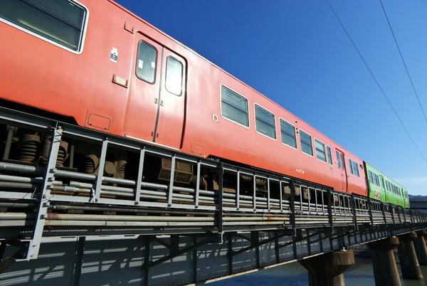 山陰本線下り、鳥取駅行き