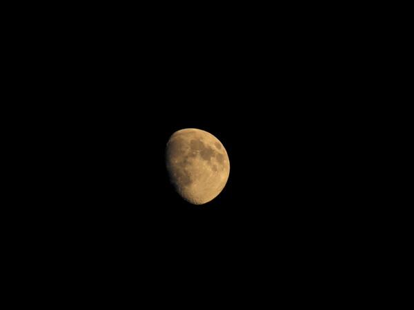 今夜のお月さん