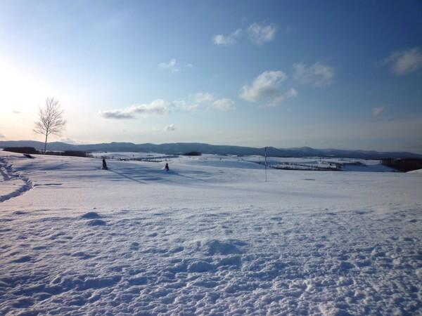 【やすらぎ】雪景色