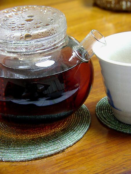 【へいメニュー】 肉じゃが倶楽部用 お茶