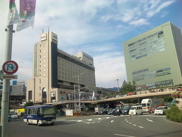 残暑の神戸
