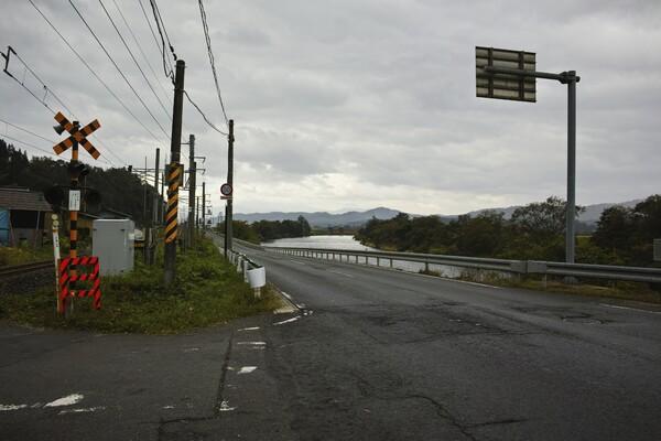 雨の真室川