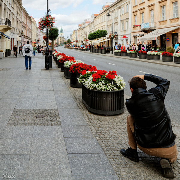 Tourist Shot 3