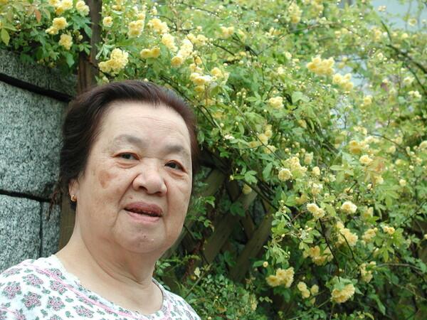 わたしの母