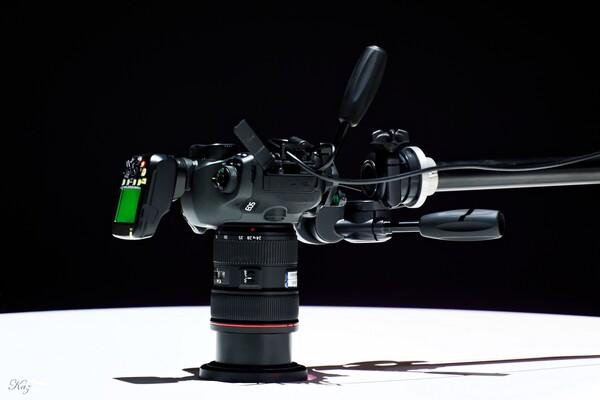 120メガピクセル・カメラ