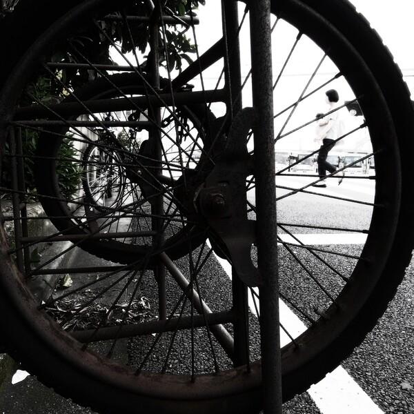 車輪の下で・・