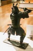 リヤドロの鎧武者